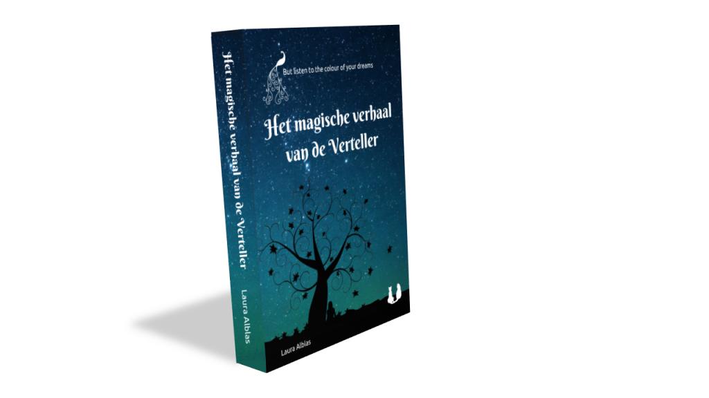 Het magische verhaal van de Verteller - uitgeven in eigen beheer